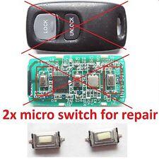 mazda 2 3 5 6 323 626 RX7 RX8 xedos Schlüssel REPARATUR Schalter Taster Knöpfe