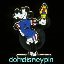 Disney Pin *Olympic* 1984 Los Angeles Olympics - Goofy Holding an Olympic Torch!