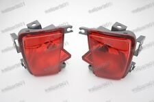 1Pair Rear Fog Lights Lamps For Subaru Outback 2010-2014