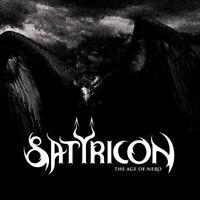 Satyricon - The Age Of Nero    - 2xCD NEU