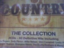 Various Artists - Country: The Collection 3cd new sealed free post