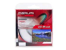 Marumi 58mm Professional UV-IR Cut Filter For Canon Nikon Sony Olympus Japan