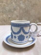 Wedgwood Jasperware Reverse White Cup Christmas Ornament 260th Anniversary