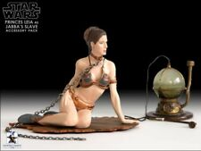 PRINCESS LEIA ORGANA as JABBA'S SLAVE LE Accessory Pack Star Wars Gentle Giant