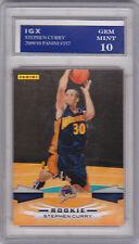 STEPHEN CURRY ROOKIE CARD Golden State Warriors BV$$ GEM MINT 10 Basketball RC!