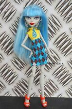 Monster High Frankie Stein's I LOVE FASHION Outfit and Accessories