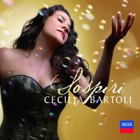 "CECILIA BARTOLI ""SOSPIRI"" CD NEW!"