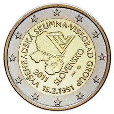 Pièces euro de la France année 2011