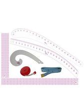 Fashion Design Tool Kit for Dress Form Pattern Making