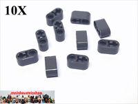 10X Lego® 74695 / 60483 Technic Liftarme Beams 1X2 neues Dunkelgrau NEU