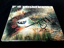 "Pink Floyd ""Saucerful Of Secrets"" CD signed by Nick Mason (real autograph)"