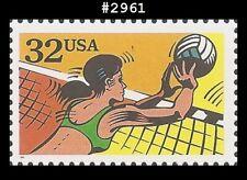 USA4 #2961 MNH Volleyball