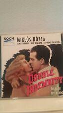 Miklos Rozsa Double Indemnity/The Killers/Lost Weekend 1997 Koch Sedares Mint