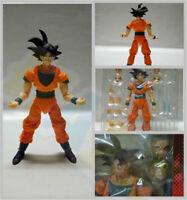 "Anime Dragon Ball Z Son Goku 6"" Action Figure Model In Box Statue Collection"