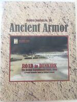 Avalanche Press Golden Journal No. 29 Ancient Armor + Guam Variants Unpunched