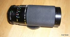 Miranda 75-300mm f4.5/5.6 Zoom Lens Pentax KA Fit suit Pentax DSLR with Sample I