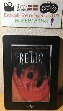 """""""THE RELIC"""" DVD STEELBOOK CAJA CON LIQUIDOS - Sin librillo (Rare)"""