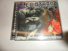 Cd   Leviathan   ‎– Riddles Questions Poetry & Outrage