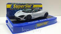 Slot SCX Scalextric Superslot H3982 McLaren 720S Glacier White