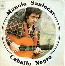 """Manolo Sanlucar - Caballo negro   - 7""""  1975"""