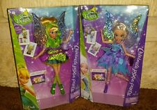 Disney Fairies Tinkerbell & Periwinkle Celebrate Pixie Party dolls. GREAT GIFT!