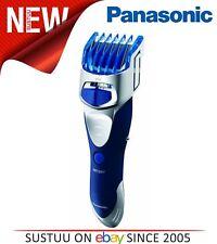Panasonic er-gs60s húmedo/Seco Inalámbrico Recargable VELLO Barba Cuerpo