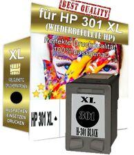 1 Patronen für HP 301-XL DeskJet 1000 1050A 2050A 2540 3050A 1010 1510 1512 REF.