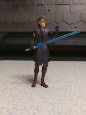 Star Wars Clone Wars Anakin Skywalker Hasbro 2010 3.75 Action Figure