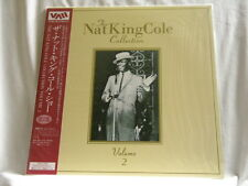 NAT KING COLE Collection Vol 2 Betty Hutton Pearl Bailey NEW JAPAN laserdisc LP