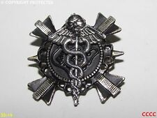 Lo Steampunk pin badge spilla Cranio Serpente Caduceo WARHAMMER 4000 officio Medicae