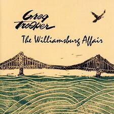 Greg Trooper - Williamsburg Affair [New CD]