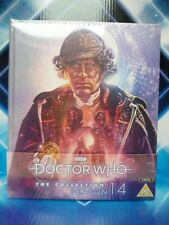More details for doctor who the collection season 14 blu ray limited edition. new and sealed