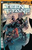 Future State Teen Titans #2 Red X DC Comics 1st Print NM