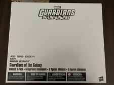 Guardians of the Galaxy Comic Edition Marvel Legends Action Figure Set