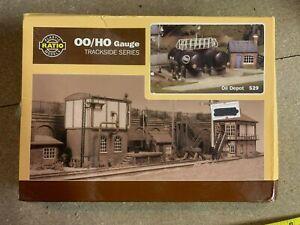 Ratio 529 00 Gauge Oil Depot Model Kit