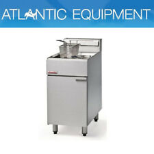 FastFri by Moffat LPG Gas Deep Fryer FF18 Frying Free Standing Kitchen Cooking