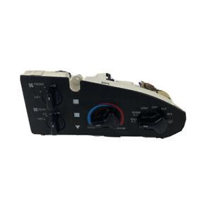 For 2003-2019 Ford E450 Super Duty A//C Heater Control Motorcraft 86182QM 2004
