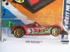 1994 RILEY & SCOTT (RED) 1/64 Scale HOT WHEELS RACING EDITION 2010 NEW UNOPENED