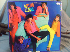 Rolling Stones Dirty Work LP Vinyl Record Classic Album