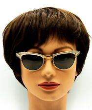 Vintage American Optical AO  20 46 1-10 12KGF 5 3/4 Sunglasses