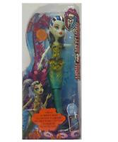 Mattel Monster High DHB55 - Franki Stein, Das Große Schreckensriff, Leuchtend