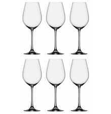 SET OF 6 SPIEGELAU BEVERLY HILLS 18.5 OZ RED WINE GLASS GLASSES MADE IN GERMANY