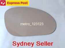 RIGHT DRIVER SIDE MIRROR GLASS FOR HOLDEN COMMODORE VT VX VU 1997-2002