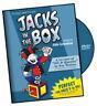 JACKS IN THE BOX DVD - ALDO COLOMBINI - Card Magic Trick