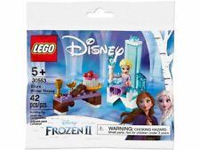 Lego ELSA'S WINTER THRONE Disney Frozen Set w FREE LEGOLAND $90 Ticket exp 2021