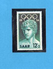 OLYMPIA 1896-1972-PANINI-Figurina n.44-B- Riproduzione francobollo -Rec