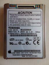 "Toshiba MK6008GAH 60GB ZIF 4200rpm 1.8"" Festplatte HDD iPod"