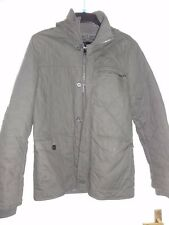 Green Hooded Jacket From New Look - Size: Med