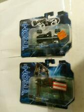 Tron Legacy Disney Recognizer Light Runner Nos sealed 2010 Spinmaster lot 2