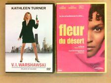LOT 2 DVD / EN ROUTE VERS LE SUD + 9 SEMAINES 1/2 / TRES BON ETAT